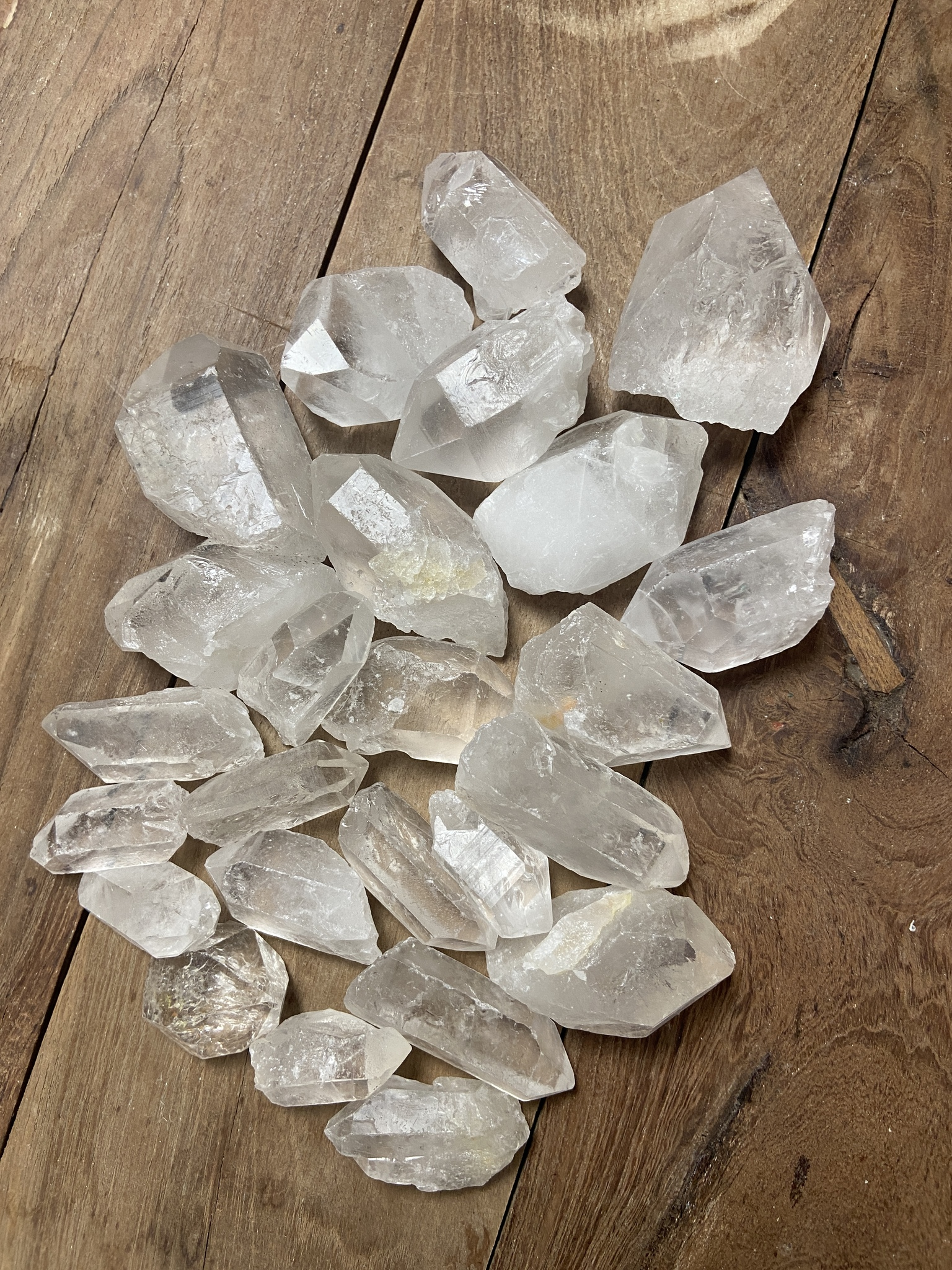 Bergkristall Spets