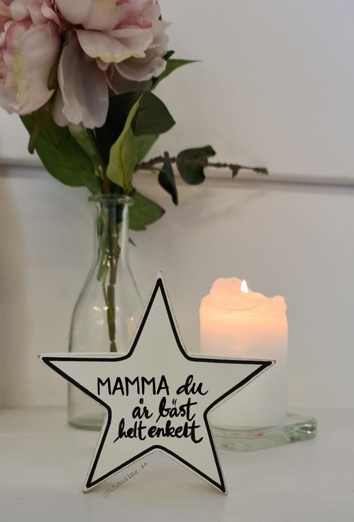 Stjärna MAMMA