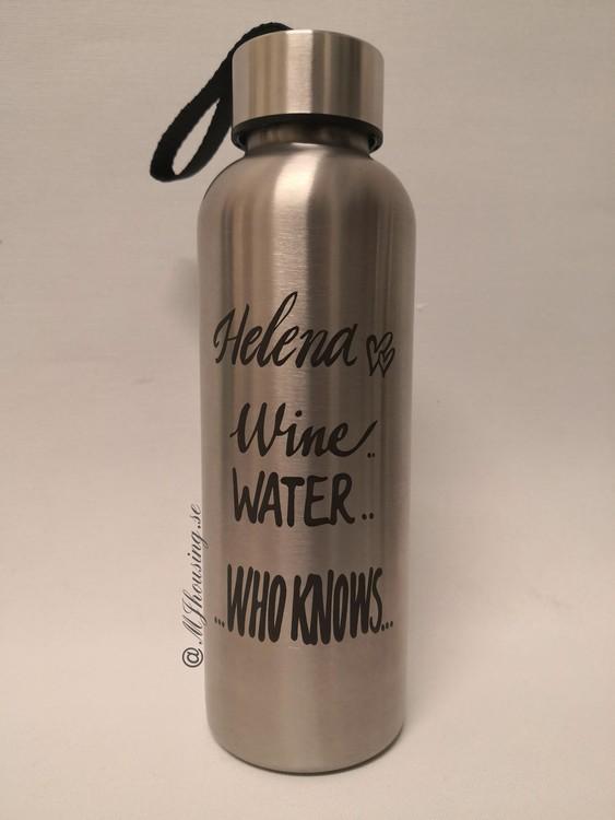 Personlig Vattenflaska
