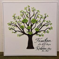 Familjeträd