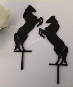 Hästsiluett