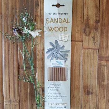 Sandalwood rökelsestickor