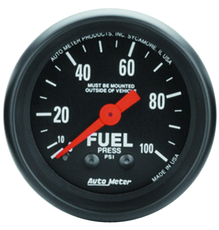 Bränsletrycksmätare - A-Racing.se