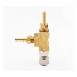 Strypventil för mekanisk laddtrycksstyrning
