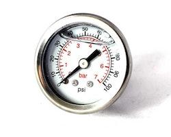 Bränsletrycksmätare 0-7 bar