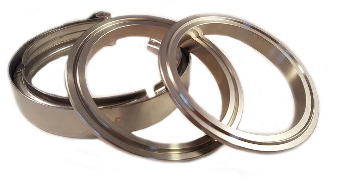 """V-band 3"""" (76mm) kit RF"""