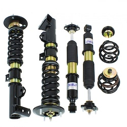 HSD Dualtech Coilovers for BMW 3 Series E36 Compact (93 00)