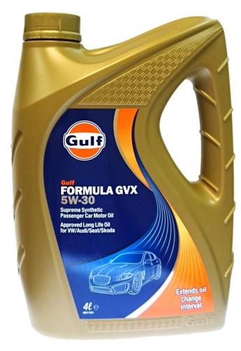 Gulf Formula GVX 5W-30