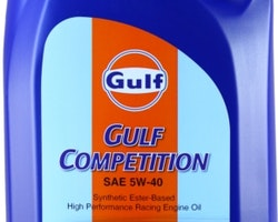 Gulf Competition Oil 5W-40