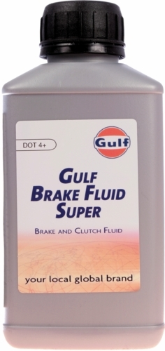 Gulf Brakefluid Super DOT