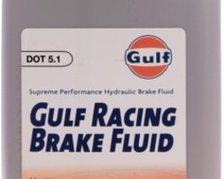 Gulf Racing Brakefluid