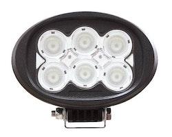 Strands Arbetslampa LED 51,5W 9-48V DC, IP68