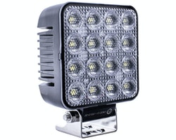 Strands UNITY arbetsljus 92W LED 10-32V DC, IP69K