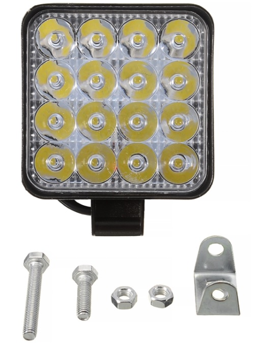 48W LED Arbetsbelysning Mini