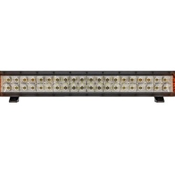 "Strands Yeti Side Shooter 24"" LED-bar, med blixtljus, 9-32V DC, 103W, IP69K"