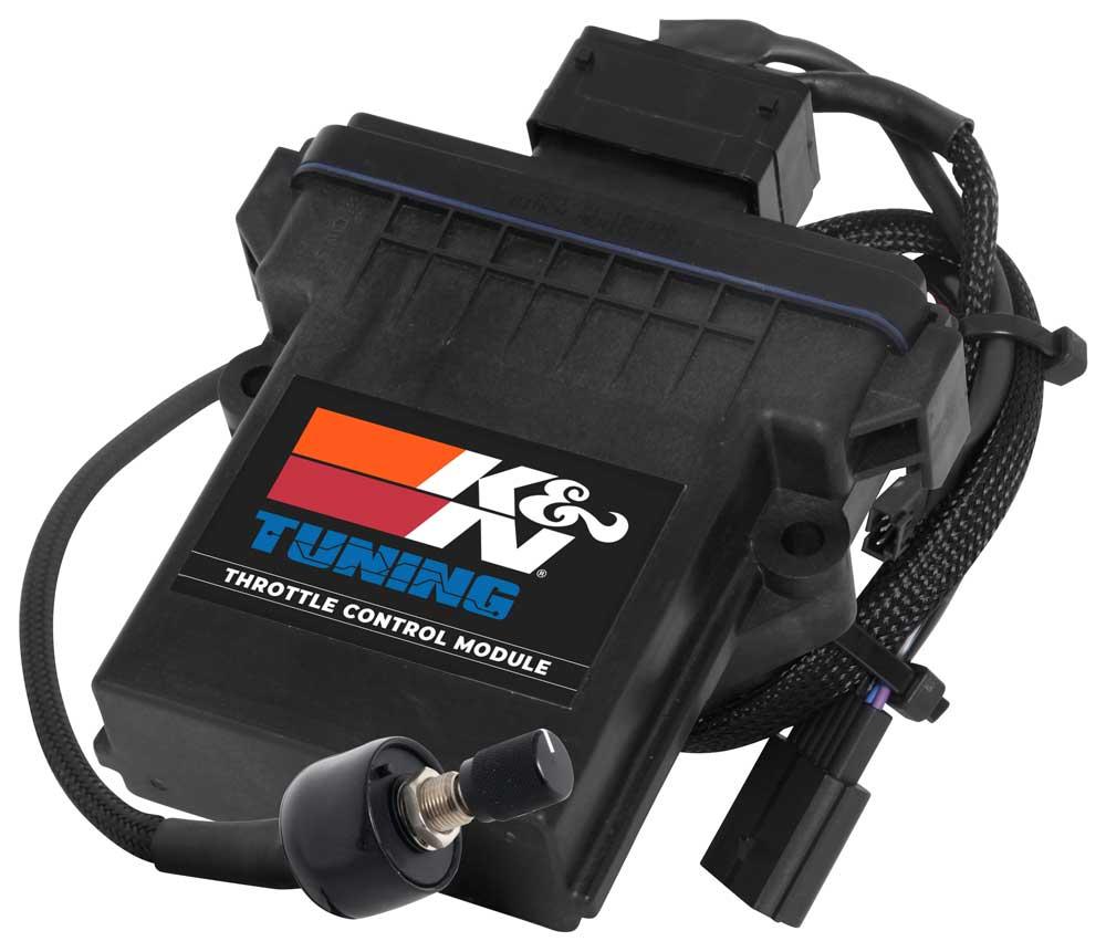 K&N Throttle Control Module V8-5.3L F/I, 2014-2018