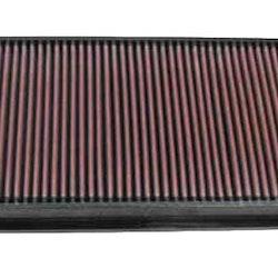 Insatsfilter K&N PORSCHE 911 H6-3.6L F/I TWIN TURBO; 2001