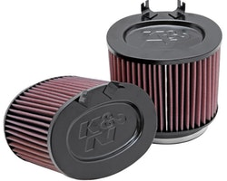 Luftfilter K&N PORSCHE 911 H6-3.6/3.8L F/I, 2009-2012 (2 PER BOX)