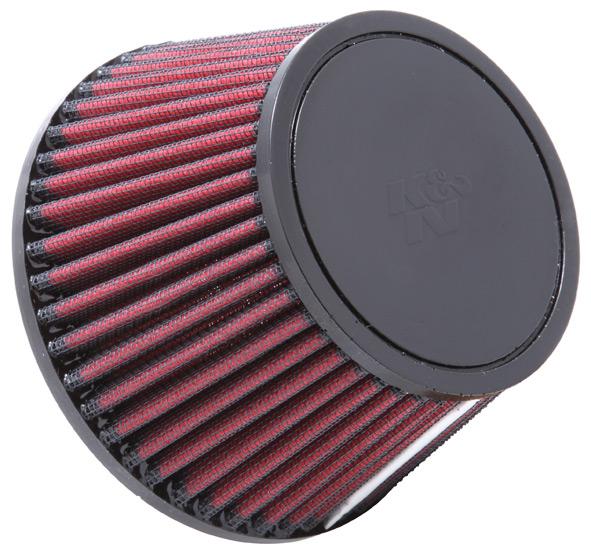 Luftfilter K&N universal 72mm