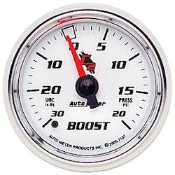 "Autometer 2-1/16"" BOOST-VAC"