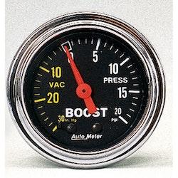 "Autometer 2"" BOOST-VAC"