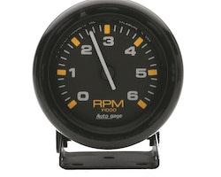 """Autometer 2-3/4"""" TACH, 6,000 RPM"""