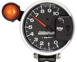 "Autometer 5"" TACH, 10,000 RPM, SHIFT-LITE"