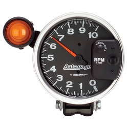 "Autometer 5"" TACH, 10,000 RPM, SHIFT-LITE"
