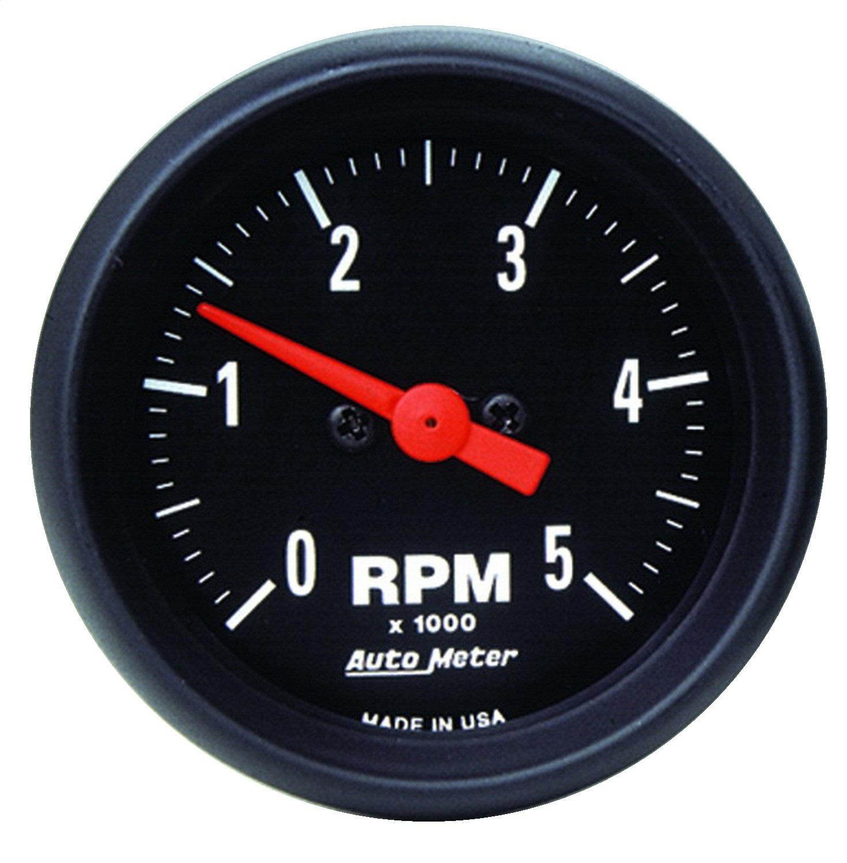 """Autometer Mini. 2"""" TACH, 5,000 RPM"""