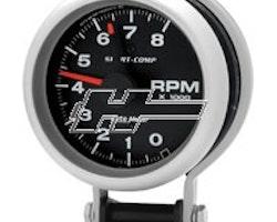 """Autometer 3-3/4"""" TACH, 8,000 RPM"""