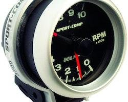 """Autometer 3-3/4"""" TACH, 10,000 RPM"""