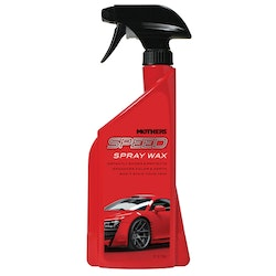 Mothers® Speed™ Spray Wax
