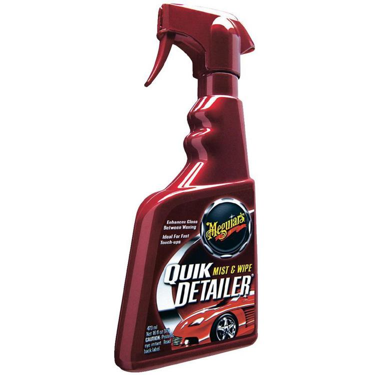 Meguiar's Quik Detailer Spray 473ml