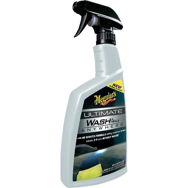 Meguiar's Ultimate Wash & Wax Anywhere Spray 769ml