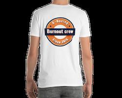 Burnout crew T-Shirt