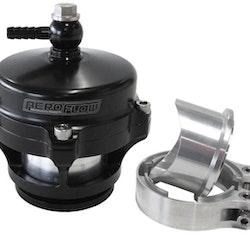 Aeroflow dumpventil 50mm svart