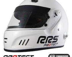RRS Full Face Circuit Helmet FIA-godkänd