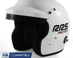 RRS Jet Protect Helmet FIA-godkänd