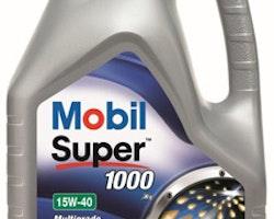MOBIL SUPER 1000 15W-40 -Mineralolja