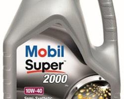 MOBIL SUPER 2000 10W-40 - Delsyntet
