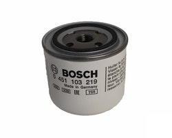 Bosch Oljefilter för Volvo 140, 240/260, 740/760, 940/960, 850, S/V/C70