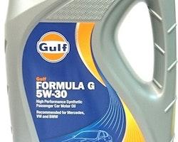 Gulf Formula G 5W-30 -S 4L