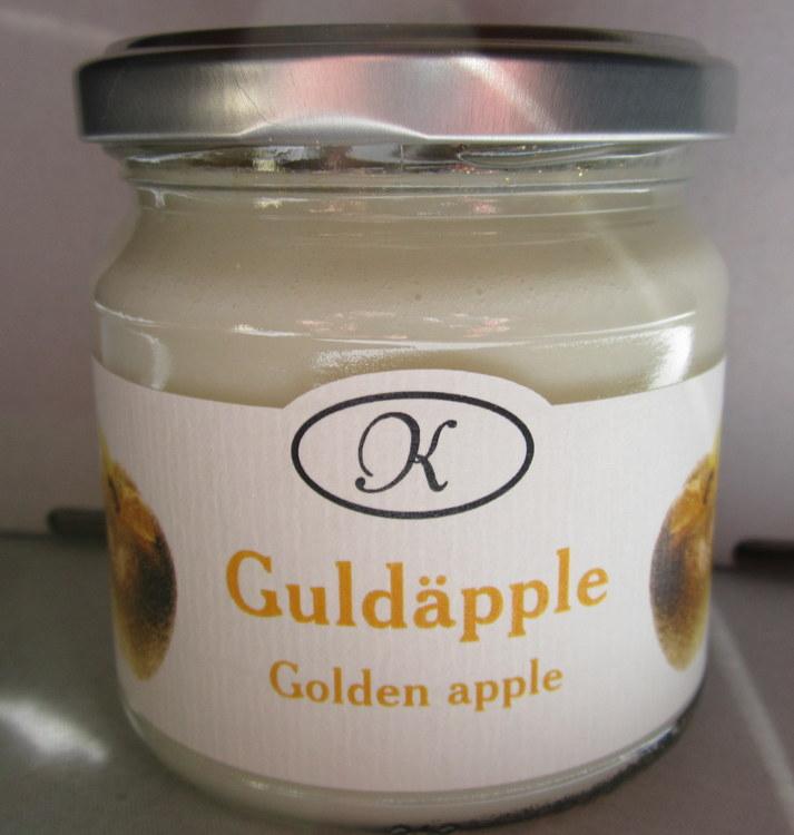 Guldäpple - Klockargårdens doftljus