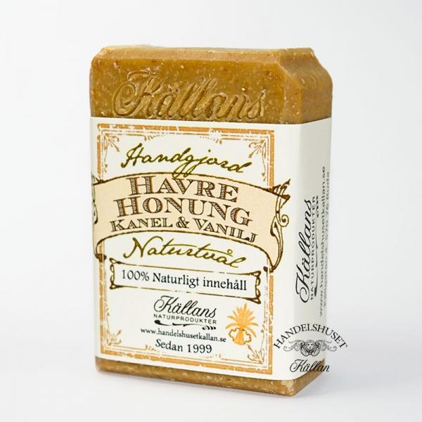 Havre & Honungstvål - Källans naturprodukter