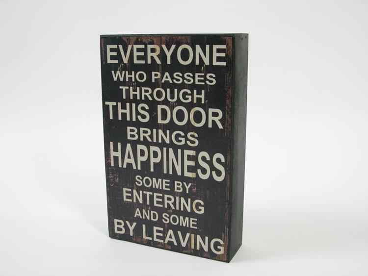 Everyone who passes....