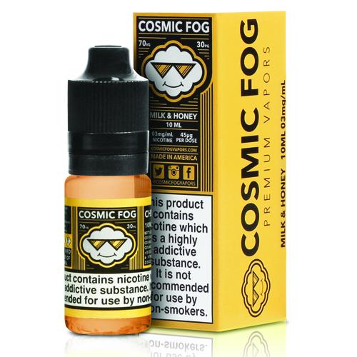 Milk and Honey eLiquid from Cosmic Fog 10ml