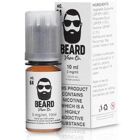 No.64 eLiquid by Beard Vape Co 10ml