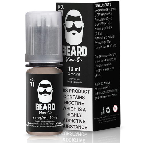 No.71 by Beard 10ml
