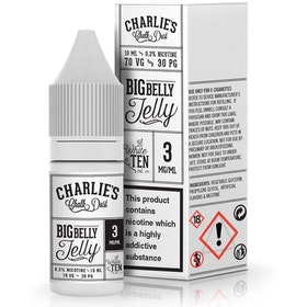 Big Belly Jelly eLiquid by Charlie's Chalk Dust 10ml