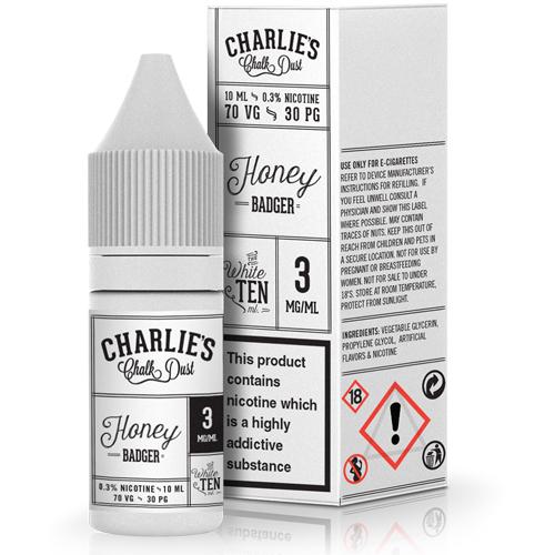 Honey Badger by Charlie's Chalk Dust 10ml